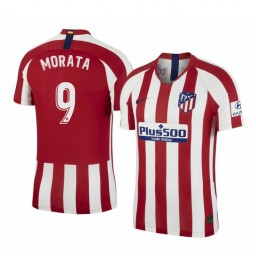 2019/20 álvaro Morata Atletico de Madrid Home Authentic Jersey