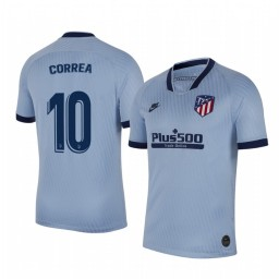 2019/20 Atletico de Madrid ángel Correa Replica Jersey Alternate Third
