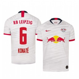 2019/20 Defender RB Leipzig Ibrahima Konaté Home Authentic Jersey
