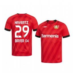 Youth 2019/20 Midfielder Bayer Leverkusen Kai Havertz Home Authentic Jersey