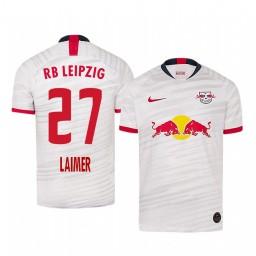 2019/20 Defender RB Leipzig Konrad Laimer Home Authentic Jersey