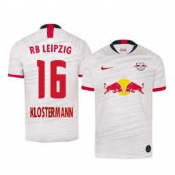 2019/20 Defender RB Leipzig Lukas Klostermann Home Authentic Jersey