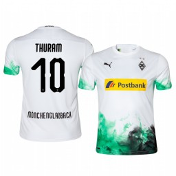 2019/20 Forward Borussia Monchengladbach Marcus Thuram Home Authentic Jersey