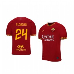 2019/20 Alessandro Florenzi AS Roma Home Authentic Jersey