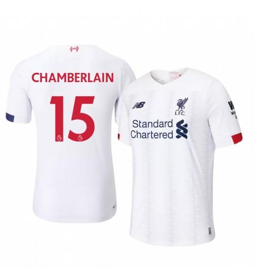 2019/20 Alex Oxlade-Chamberlain Liverpool Away Short Sleeve Replica Jersey