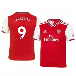 Youth 2019/20 Alexandre Lacazette Arsenal Home Authentic Jersey