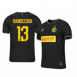 2019/20 Internazionale Milano Andrea Ranocchia Authentic Jersey Alternate Third