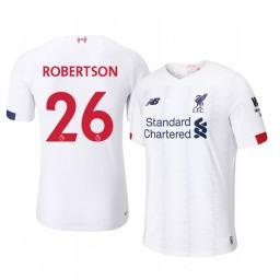 2019/20 Andrew Robertson Liverpool Away Short Sleeve Authentic Jersey