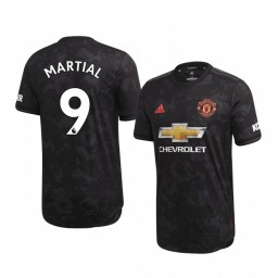 2019/20 Manchester United Anthony Martial Authentic Jersey Alternate Third