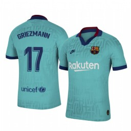 2019/20 Barcelona Antoine Griezmann Authentic Jersey Alternate Third