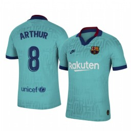 2019/20 Barcelona Arthur Authentic Jersey Alternate Third