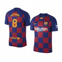 2019/20 Arthur Barcelona Home Authentic Jersey