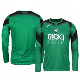 2019/20 Atalanta Green Goalkeeper Long Sleeve Authentic Jersey