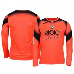 2019/20 Atalanta Orange Goalkeeper Long Sleeve Authentic Jersey