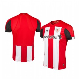 Women's 2019/20 Athletic Bilbao Red Home Replica Jersey