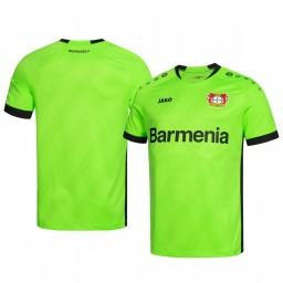 2019/20 Bayer Leverkusen Green Goalkeeper Official Authentic Jersey