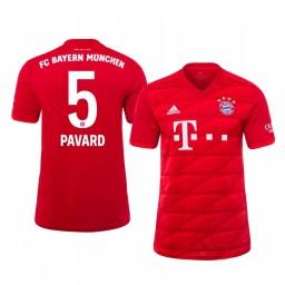 2019/20 Bayern Munich Benjamin Pavard Home Authentic Jersey