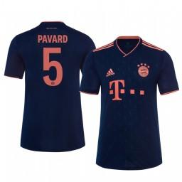 2019/20 Bayern Munich Benjamin Pavard Authentic Jersey Alternate Third