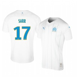 2019/20 Olympique de Marseille Bouna Sarr Home Authentic Jersey