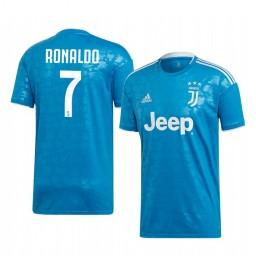 2019/20 Juventus Cristiano Ronaldo Authentic Jersey Third 2019-20