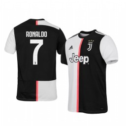 2019/20 Cristiano Ronaldo Juventus Home Authentic Jersey