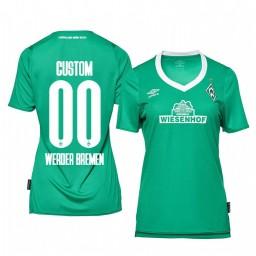 Women's 2019/20 Bayern Munich Custom Home Authentic Jersey