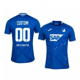 Youth 2019/20 TSG 1899 Hoffenheim Custom Home Authentic Jersey