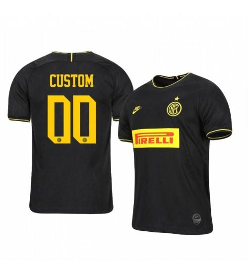 2019/20 Borussia Monchengladbach Custom Authentic Jersey Alternate Third
