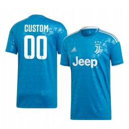2019/20 Juventus Custom Authentic Jersey Third 2019-20