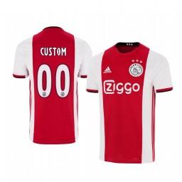 2019/20 Custom Ajax Home Authentic Jersey