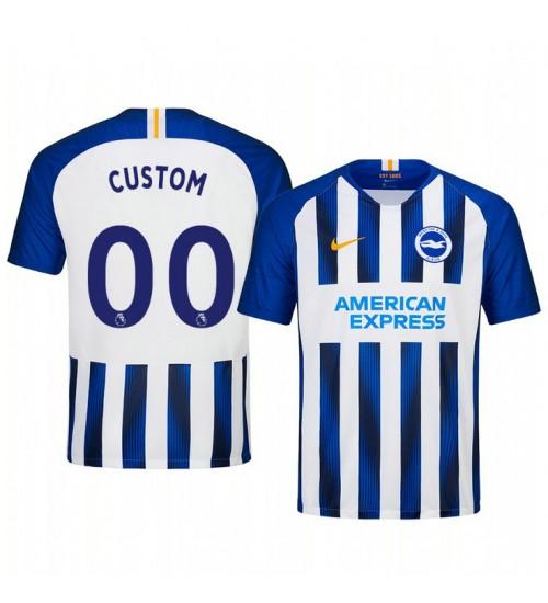 2019/20 Custom Liverpool Home Replica Jersey