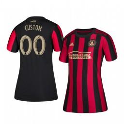 Women's 2019/20 Custom Atlanta United Home Authentic Jersey