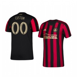 Youth 2019/20 Custom Atlanta United Home Authentic Jersey