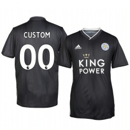 Youth 2019/20 Custom Leicester City Third Short Sleeve Authentic Jersey