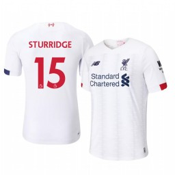 2019/20 Daniel Sturridge Liverpool Away Short Sleeve Authentic Jersey