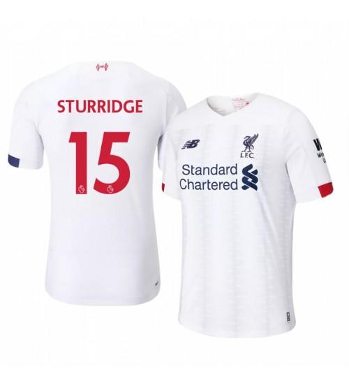 2019/20 Daniel Sturridge Liverpool Away Short Sleeve Replica Jersey