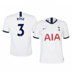2019/20 Danny Rose Tottenham Hotspur Home Short Sleeve Authentic Jersey