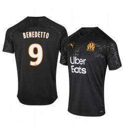 2019/20 Olympique de Marseille Dario Benedetto Authentic Jersey Alternate Third