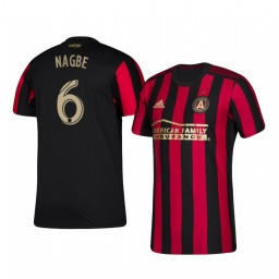2019/20 Darlington Nagbe Atlanta United Home Primary Authentic Jersey
