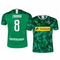 2019/20 Borussia Monchengladbach Denis Zakaria Authentic Jersey Alternate Third