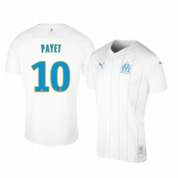 2019/20 Olympique de Marseille Dimitri Payet Home Authentic Jersey