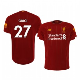 2019/20 Divock Origi Liverpool Home Authentic Jersey