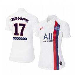 Women's 2019/20 Paris Saint-Germain Eric Maxim Choupo-Moting Authentic Jersey Alternate Third