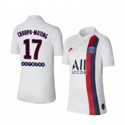 Youth 2019/20 Paris Saint-Germain Eric Maxim Choupo-Moting Authentic Jersey Alternate Third