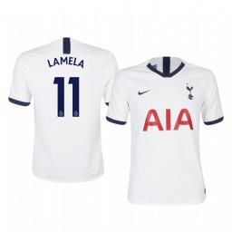 2019/20 Erik Lamela Tottenham Hotspur Home Authentic Jersey
