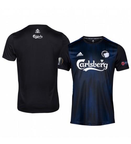 2019/20 FC Copenhagen Away Authentic Short Sleeve Authentic Jersey