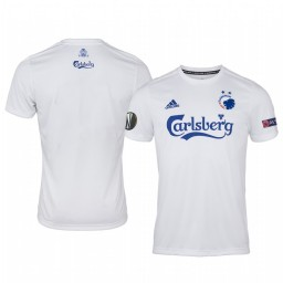 2019/20 FC Copenhagen Home Authentic Short Sleeve Authentic Jersey