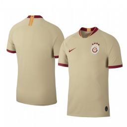 2019/20 Galatasaray Khaki Away Short Sleeve Authentic Jersey