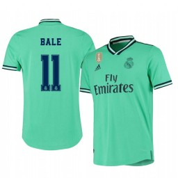 2019/20 Real Madrid Gareth Bale Authentic Jersey Alternate Third
