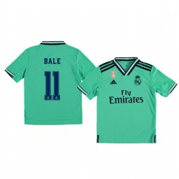 Youth 2019/20 Real Madrid Gareth Bale Authentic Jersey Alternate Third